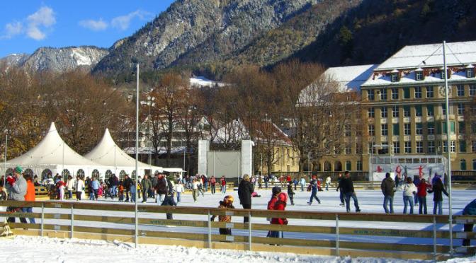 City of Chur Switzerland - Icefield